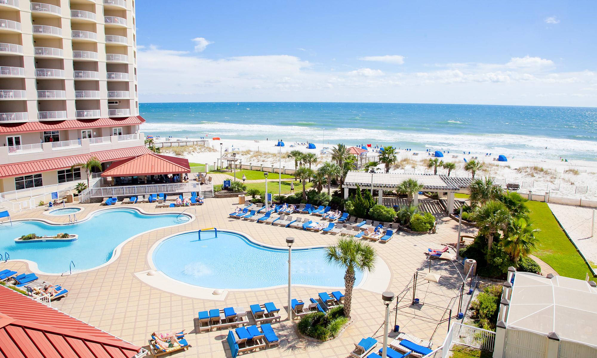 Hilton Hotel Pensacola Beach Fl Innisfree Hotels