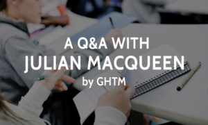 Innisfree Hotels Blog GHTM Interviews Julian Macqueen