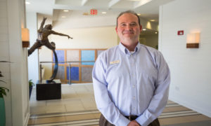 new director of sales hilton pensacola beach