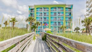 Holiday Inn Express Orange Beach Renovations